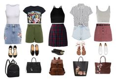 """""""Bianca"""" by daniellesngn on Polyvore featuring TIBI, Lands' End, Topshop, Boohoo, T By Alexander Wang, Tory Burch, MANGO, Yves Saint Laurent and Goyard"""