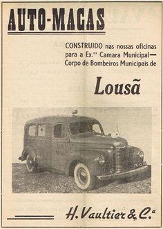Auto-Maca Vaultier, 1950
