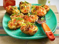 Bruschetta-Kartoffeln Rezept   LECKER