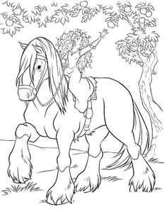 1000 images about plexus pony on pinterest horse for Princess riding a horse coloring pages