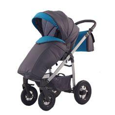 Kočárek Jumper Light plastová korbička, Aqua Baby Strollers, Jumper, Aqua, Children, Grey, Fabric, Pink, Baby Prams, Young Children