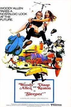 Woody Allen Sleeper 1973 film