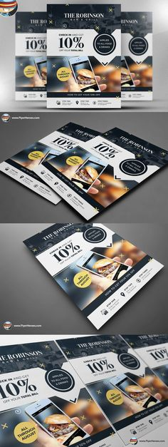 Corporate Business Flyer  Business Flyer Templates Business