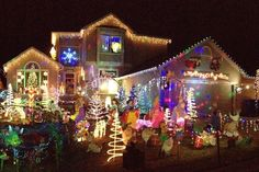 James from Spokane, Wash.: Nominee for Best Private Lights Display! http://www.10best.com/awards/travel/best-private-lights-display/