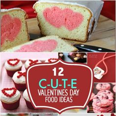 Looking for a special treat for all of your little sweethearts? They'll love these cute Valentine food ideas!