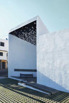 Casa de las Ideas Library / CROstudio