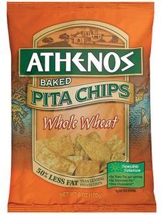 Athenos Whole Wheat Pita Chips