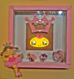Princess frame for baby girl picture info mail: annapota@hotmail.com