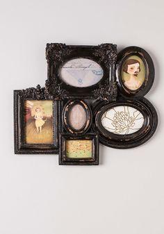 Face Timeless Wall Frame | Mod Retro Vintage Decor Accessories | ModCloth.com DIY inspiration