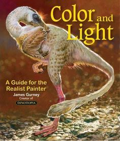 Color and light. And excellent artists reference book