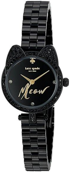 "Get this incredible ""Cat Case"" watch!! #meow #watches #style"
