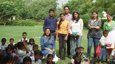 Q3's Corporate Social Responsibility outing. We believe in equal development of all parts of the society.