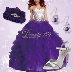 Love it!!!!:DGorgeous Ball Gown Prom Dress Match For all dancing girls~ Elegant Evening