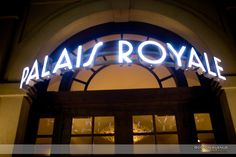 love the Palais Royale sign! Boston, Wedding Venues, Broadway Shows, Signs, Classic, Wedding Reception Venues, Derby, Wedding Places, Novelty Signs