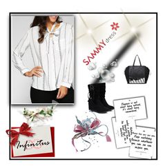 """style"" by denisao ❤ liked on Polyvore featuring Beauty and bag"