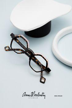 ANNE & VALENTIN Eyewear - Model INTERLUDE -LUNETTE ANNE ET VALENTIN