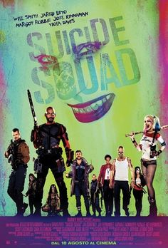 Suicide Squad in HD 1080p - ALTADEFINIZIONE.TV