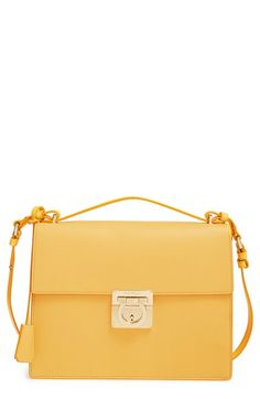 Salvatore Ferragamo 'Marisol' Shoulder Bag available at #Nordstrom