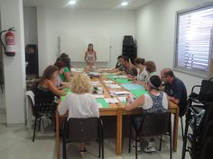 Coaching: Taller de Mandala - 25/07/12 http://about.me/lolajimenezm