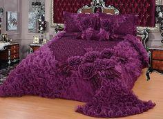 Luxury Bedroom Sets, Luxurious Bedrooms, Luxury Bedding, Bedroom False Ceiling Design, Master Bedroom Design, Bed Cover Design, Bed Design, King Bedding Sets, Comforter Sets