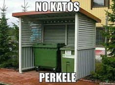 Finnish Memes, Haha, Shed, Outdoor Structures, Funny, Outdoor Decor, Fun Stuff, Random, Instagram