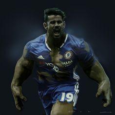 Diego Costa Hulk