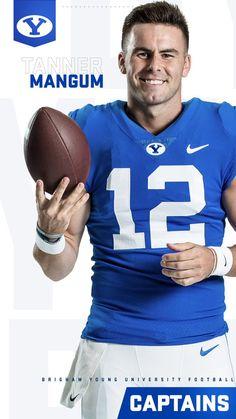 BYU Football (@BYUfootball) | Twitter Football And Basketball, Football Jerseys, College Football, Football Helmets, Brigham Young University, Window Displays, Gymnastics, Nfl, Twitter