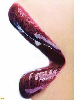 Фото 4, Эти прекрасные женские губы (15 фотографий)