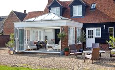 Our Most Luxurious Living Space - Anglian Orangeries. Get a Bespoke Quote for Your Home.