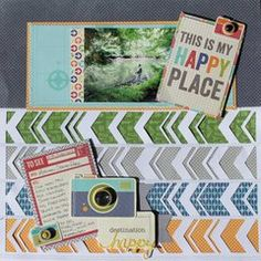 Project Ideas for Jillibean Soup - Sightseeing Stew Collection - 12 x 12 Collection Pack