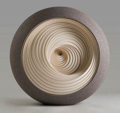 LunaVida Pottery (Layer Art) #ceramics