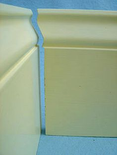 how to cope end a baseboard.