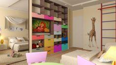 Квартира в современном стиле (118 кв.м.): интерьер, квартира, дом, гостиная, современный, модернизм, 100 - 200 м2 #interiordesign #apartment #house #livingroom #lounge #drawingroom #parlor #salon #keepingroom #sittingroom #receptionroom #parlour #modern #100_200m2 arXip.com