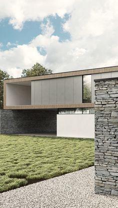Hurst House by Strom Architects