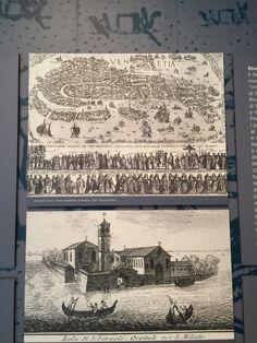 The historical San Servolo.
