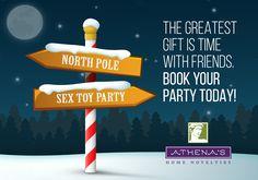 Athena sex party