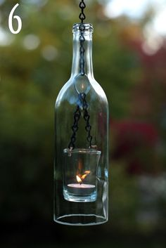 wine bottle lantern-firststepdesign-etsy