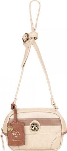 Ladies Jamie Tan Mix Crossbody Bag Nh5822taupe #Crossbody Bags #The Jewel Hut #fashion #obsessory #fashion #lifestyle #style #myobsession