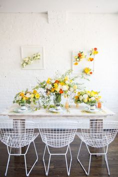 How to throw a spring gathering: http://www.stylemepretty.com/living/2017/03/20/tips-for-throwing-the-perfect-spring-party/ Photography: Abby Jiu - http://www.abbyjiu.com/