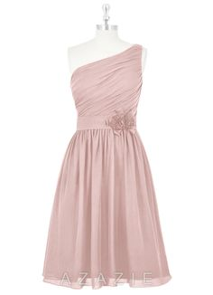Shop Azazie Bridesmaid Dress - Christina in Chiffon. Find the perfect made-to-order bridesmaid dresses for your bridal party in your favorite color, style and fabric at Azazie.