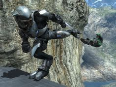 halo 4 elite assassination try not to get to get kicked of a cliff extremely embarrassing