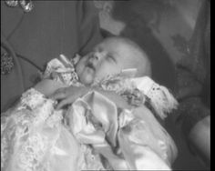 October 2013: Prince George of Cambridge will be christened!   Take a trip back to the christening of Prince Charles in 1948 -  http://www.britishpathe.com/video/the-royal-christening