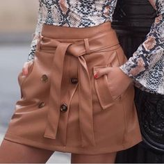 Skirt Outfits, Stylish Outfits, Fall Skirts, Mini Skirts, Plus Size Fall, Work Looks, Short Tops, Fashion Sewing, Cute Dresses