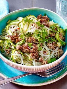 In nur 30 Minuten steht dieses Schätzchen fertig auf dem Tisch. #asiatisch #salat