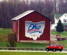 Ashland County Ohio Bicentennial Barn