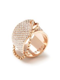 Eddie Borgo Rose Gold