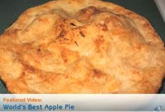"""Bea is famous for her apple pies. She's been baking them for over 50 years. She's even been known to """"Yankee Swap"""" them for flowers, tax prep, dog sitting an. Best Apple Pie, Tax Preparation, Pastries, Baking, Food, Patisserie, Tarts, Bread, Bakken"""