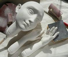 #кукла #авторскиекуклы #процесс #рождениекуклы #куклыеленыковерзневой