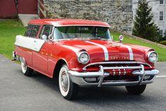 Pontiac Star Chief Safari 1955.