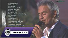 Andrea Bocelli Greatest Hits - Andrea Bocelli Collection HQ/MP3